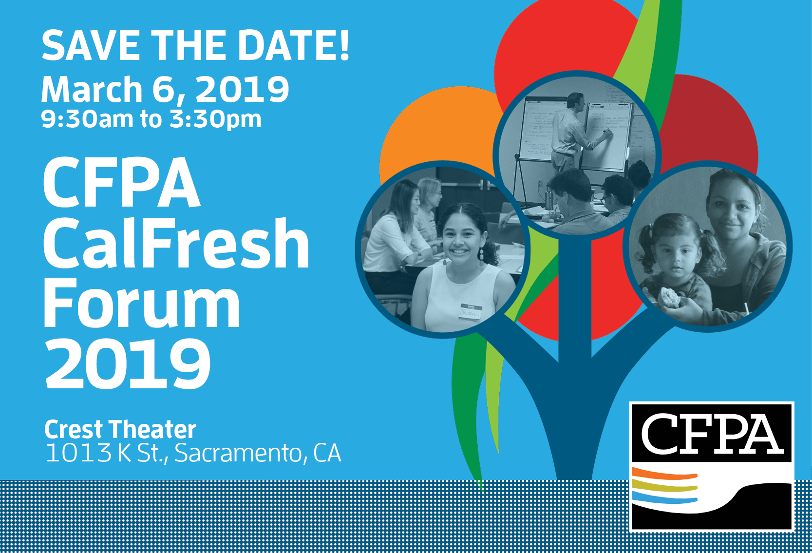 2019 Forum Save the Date