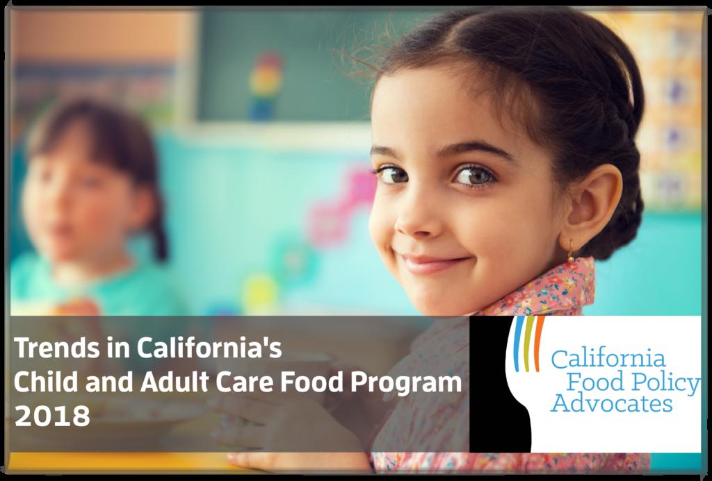 ChildCare | California Food Policy Advocates